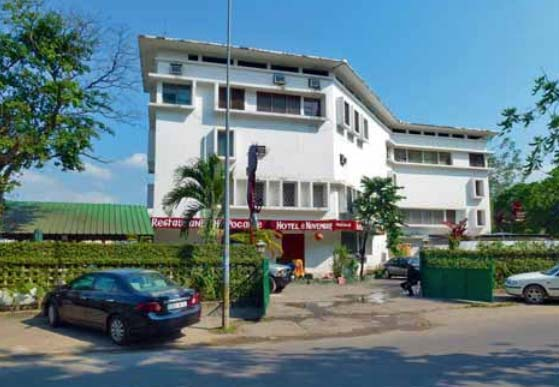 Hotel Hippocampe - Topanlaufstelle in Kongo Brazzaville