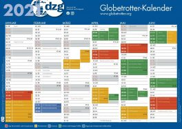 Der neue Kalender 2021 ist fertig!