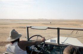 Wüste Nubiens bis nach Namibia [Historischer Reisebericht]