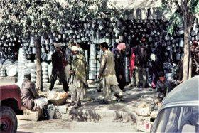 Kabul 1967 und 1972 [Historischer Reisebericht]
