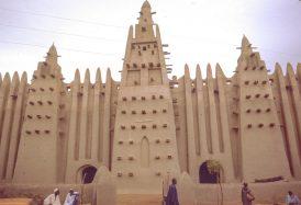 Mauretanien nach Benin [Historischer Reisebericht]