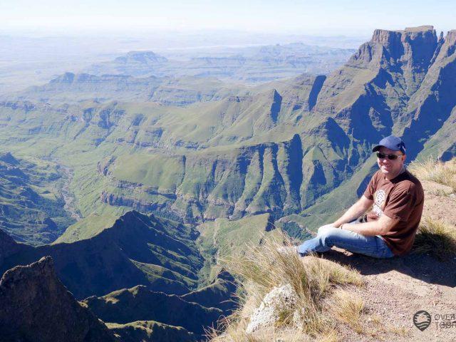 Wanderung Royal Natal Nationalpark - Das Amphitheater