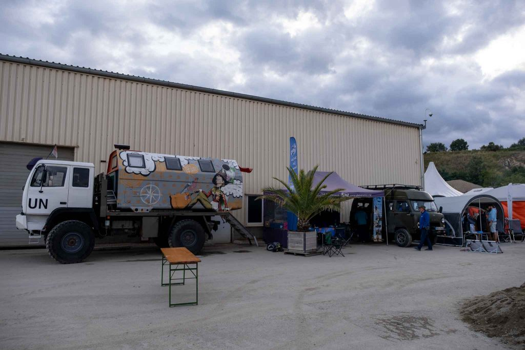 Unser DZG Stand auf dem OTA in Limberg