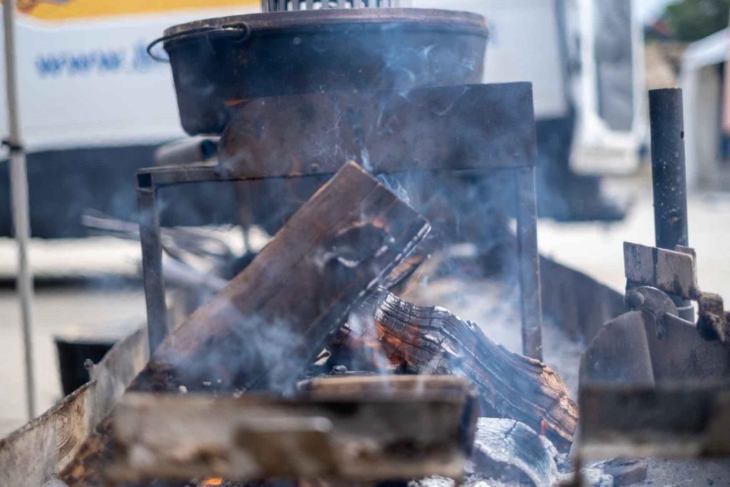 """Workshop """"Kochen über dem Feuer"""""""